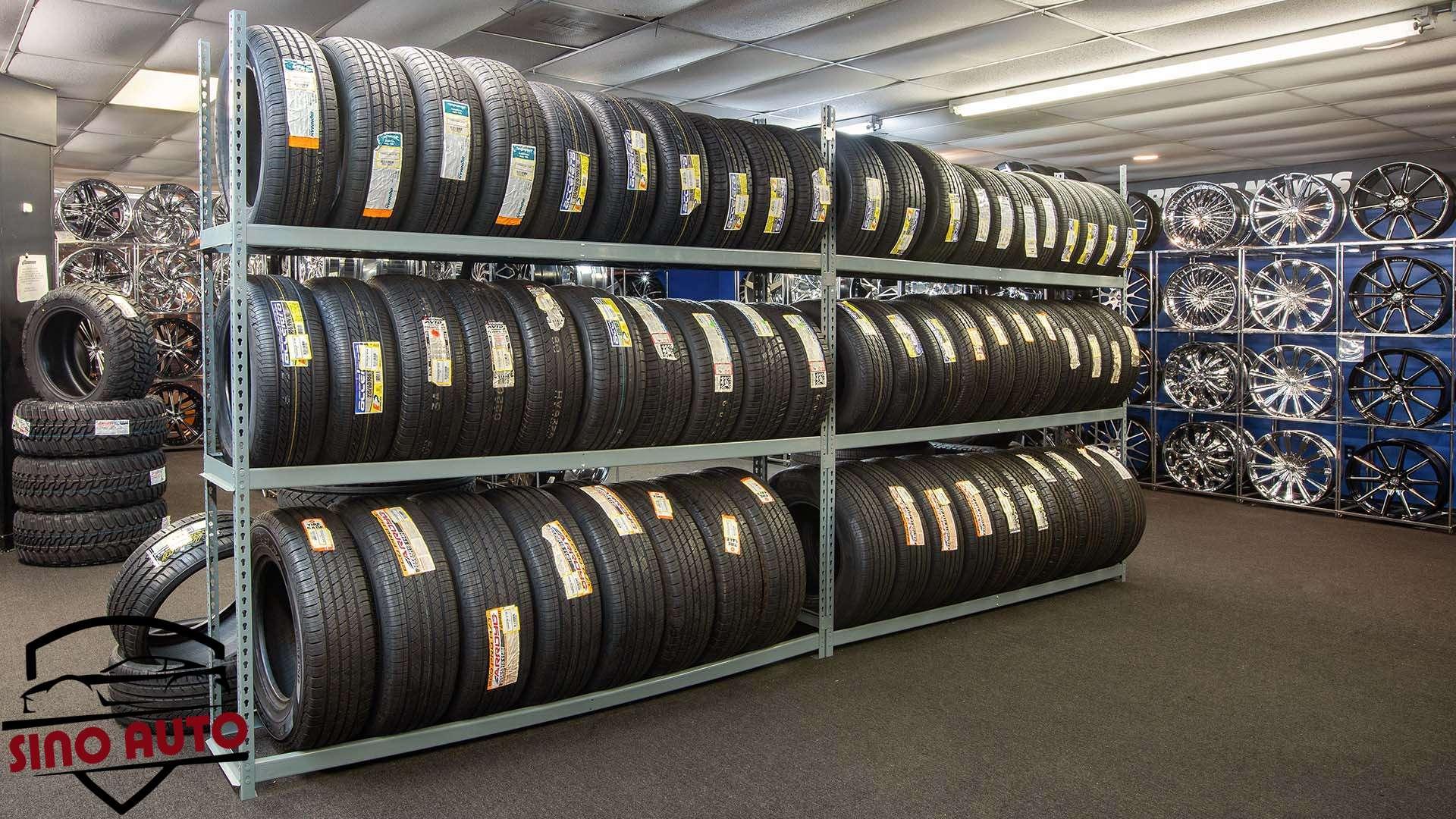 buy used tires
